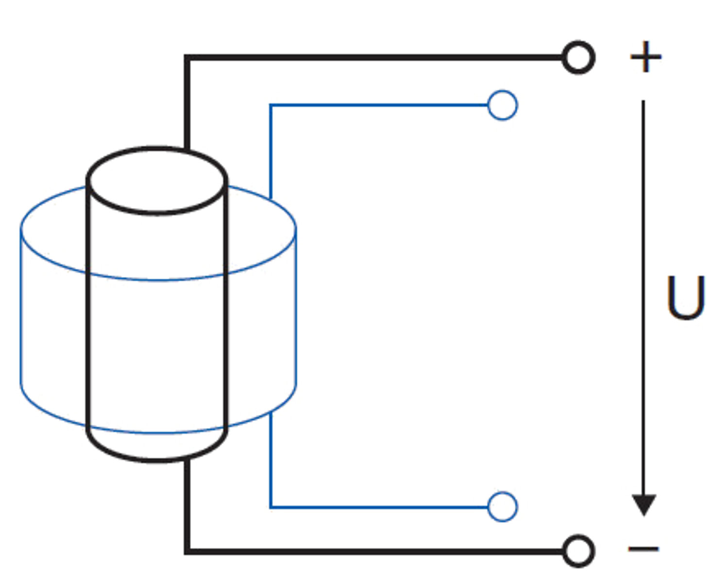 Fundamentals Of Piezo Technology Circuit Electric Buzzer Explained Homemade Projects Displacement Ferroelectric Ceramics At Different Control Amplitudes