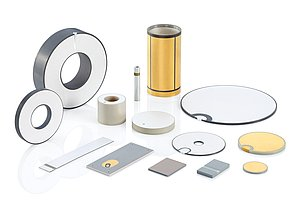 PI Ceramic Components