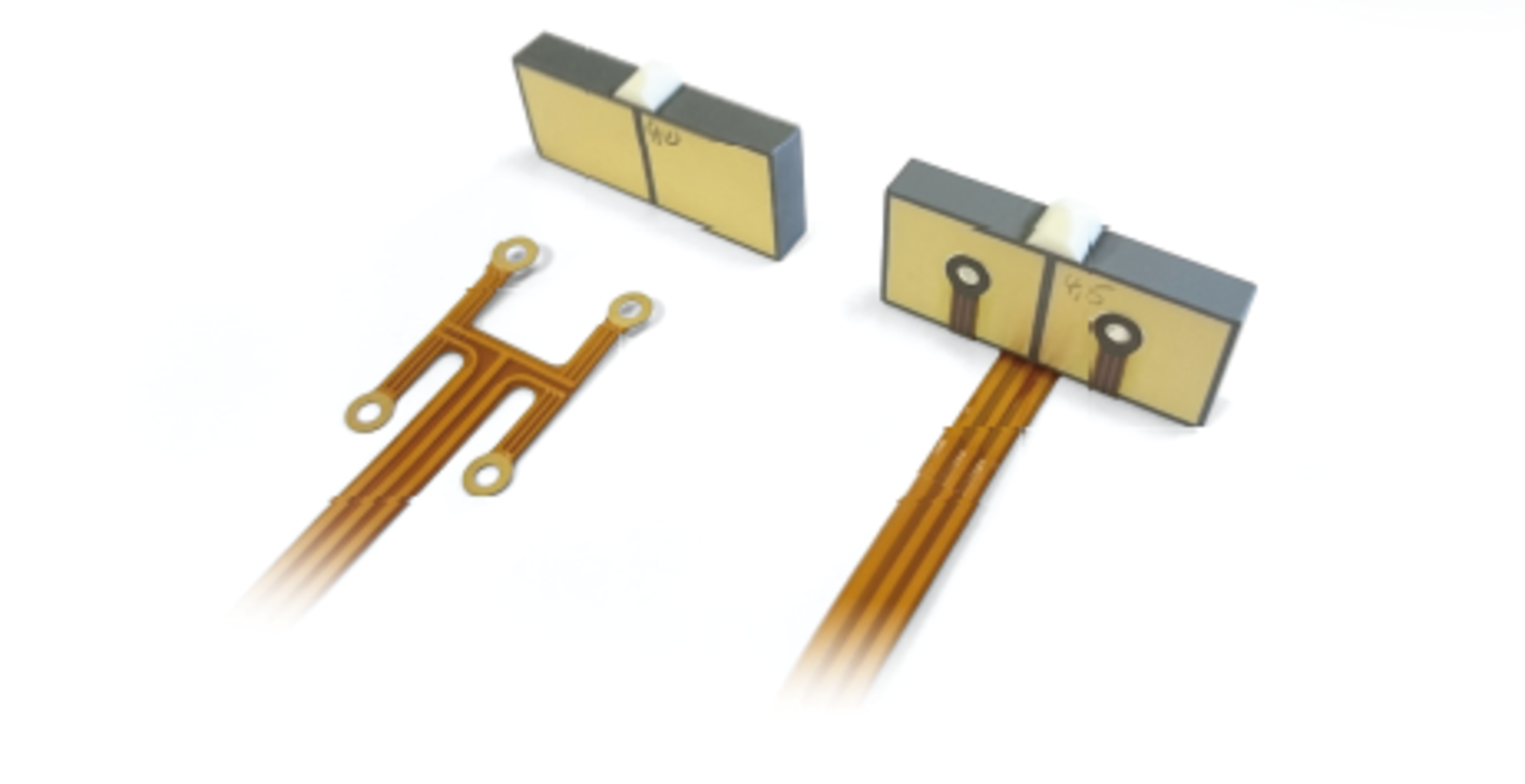 Smart Interface: Piezo Components with Flexible Printed Circuit Boards